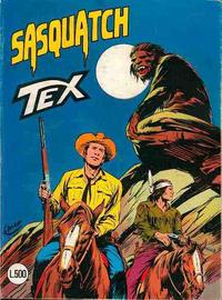 Cover Thumbnail for Tex (Sergio Bonelli Editore, 1958 series) #223