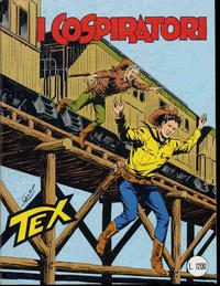 Cover Thumbnail for Tex (Sergio Bonelli Editore, 1958 series) #306