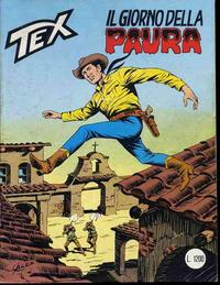 Cover Thumbnail for Tex (Sergio Bonelli Editore, 1958 series) #307