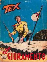 Cover Thumbnail for Tex Gigante (Sergio Bonelli Editore, 1958 series) #104