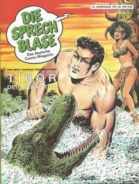 Cover Thumbnail for Die Sprechblase (Norbert Hethke Verlag, 1978 series) #83