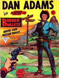 Cover for Action Series (L. Miller & Son, 1958 series) #11
