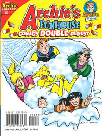 Cover Thumbnail for Archie's Funhouse Double Digest (Archie, 2014 series) #18