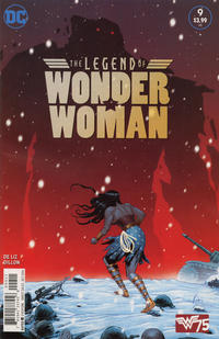 Cover Thumbnail for The Legend of Wonder Woman (DC, 2016 series) #9