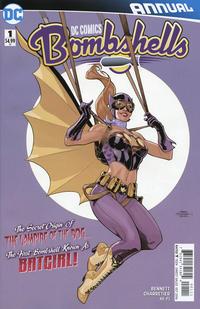 Cover Thumbnail for DC Comics: Bombshells Annual (DC, 2016 series) #1