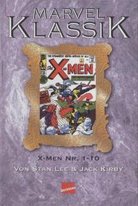 Cover Thumbnail for Marvel Klassik (Panini Deutschland, 1998 series) #3