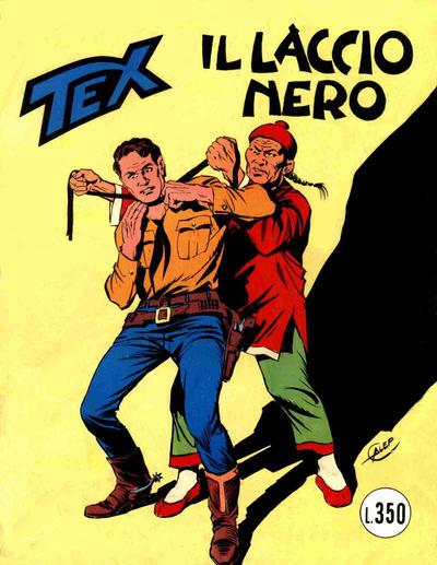 Cover for Tex (Sergio Bonelli Editore, 1958 series) #172