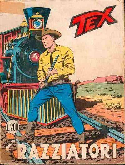 Cover for Tex Gigante (Sergio Bonelli Editore, 1958 series) #98