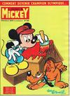 Cover for Le Journal de Mickey (Disney Hachette Presse, 1952 series) #646