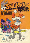 Cover for Snurre [Snurre Sprett] (Allers Forlag, 1971 series) #12/1980