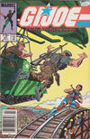 Cover for G.I. Joe, A Real American Hero (Marvel, 1982 series) #37 [Newsstand Edition]