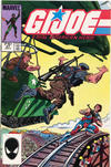 Cover for G.I. Joe, A Real American Hero (Marvel, 1982 series) #37 [Second Print]