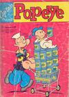 Cover for Cap'tain Présente Popeye (Société Française de Presse Illustrée (SFPI), 1964 series) #98