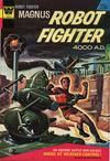 Cover for Magnus, Robot Fighter (Western, 1963 series) #36 [Whitman Logo]