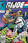 Cover for G.I. Joe, A Real American Hero (Marvel, 1982 series) #74 [Newsstand Edition]