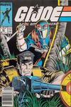 Cover for G.I. Joe, A Real American Hero (Marvel, 1982 series) #82 [Newsstand Edition]