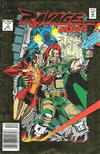 Cover Thumbnail for Ravage 2099 (1992 series) #1 [Newsstand]