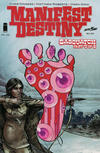 Cover for Manifest Destiny (Image, 2013 series) #22