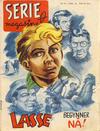 Cover for Seriemagasinet (Serieforlaget / Se-Bladene / Stabenfeldt, 1951 series) #13/1954