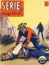 Cover for Seriemagasinet (Serieforlaget / Se-Bladene / Stabenfeldt, 1951 series) #8-9/1954