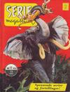 Cover for Seriemagasinet (Serieforlaget / Se-Bladene / Stabenfeldt, 1951 series) #11/1954