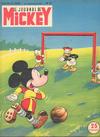Cover for Le Journal de Mickey (Disney Hachette Presse, 1952 series) #27