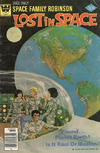 Cover for Space Family Robinson, Lost in Space on Space Station One (Western, 1974 series) #53 [Whitman Logo]