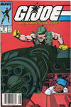Cover Thumbnail for G.I. Joe, A Real American Hero (1982 series) #89 [Newsstand Edition]