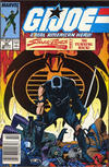 Cover Thumbnail for G.I. Joe, A Real American Hero (1982 series) #95 [Newsstand Edition]
