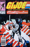 Cover for G.I. Joe, A Real American Hero (Marvel, 1982 series) #96 [Newsstand Edition]