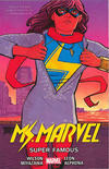 Cover for Ms. Marvel (Marvel, 2014 series) #5 - Super Famous