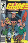 Cover for G.I. Joe, A Real American Hero (Marvel, 1982 series) #90 [Newsstand Edition]