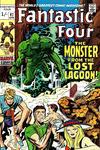 Cover for Fantastic Four (Marvel, 1961 series) #97 [British Price Variant]
