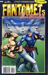 Cover for Fantomets krønike (Hjemmet / Egmont, 1998 series) #4/2008
