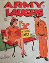 Cover for Army Laughs (Prize, 1951 series) #v4#9