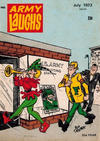 Cover for Army Laughs (Prize, 1951 series) #v20#6
