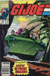 Cover Thumbnail for G.I. Joe, A Real American Hero (1982 series) #101 [Newsstand Edition]