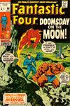 Cover for Fantastic Four (Marvel, 1961 series) #98 [British Price Variant]