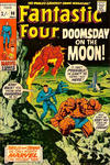Cover Thumbnail for Fantastic Four (1961 series) #98 [British]