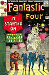 Cover for Fantastic Four (Marvel, 1961 series) #29 [British Price Variant]