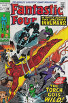 Cover Thumbnail for Fantastic Four (1961 series) #99 [British]