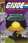 Cover Thumbnail for G.I. Joe, A Real American Hero (1982 series) #112 [Newsstand Edition]