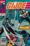 Cover Thumbnail for G.I. Joe, A Real American Hero (1982 series) #119 [Newsstand Edition]