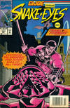 Cover Thumbnail for G.I. Joe, A Real American Hero (1982 series) #141 [Newsstand Edition]