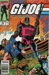 Cover Thumbnail for G.I. Joe, A Real American Hero (1982 series) #110 [Newsstand Edition]