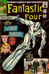 Cover Thumbnail for Fantastic Four (1961 series) #50 [British]