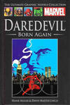 Cover for The Ultimate Graphic Novels Collection (Hachette Partworks, 2011 series) #8 - Daredevil: Born Again