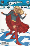 Cover Thumbnail for Supergirl: Rebirth (2016 series) #1 [Adam Hughes Variant Cover]