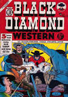 Cover for Black Diamond Western (World Distributors, 1949 ? series) #22