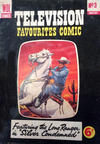 Cover for Television Favourites Comic (World Distributors, 1958 series) #3